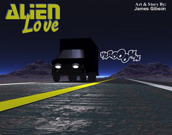 [James Gibson] Alien Love