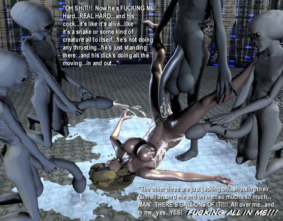 [James Gibson] Alien Love - part 2