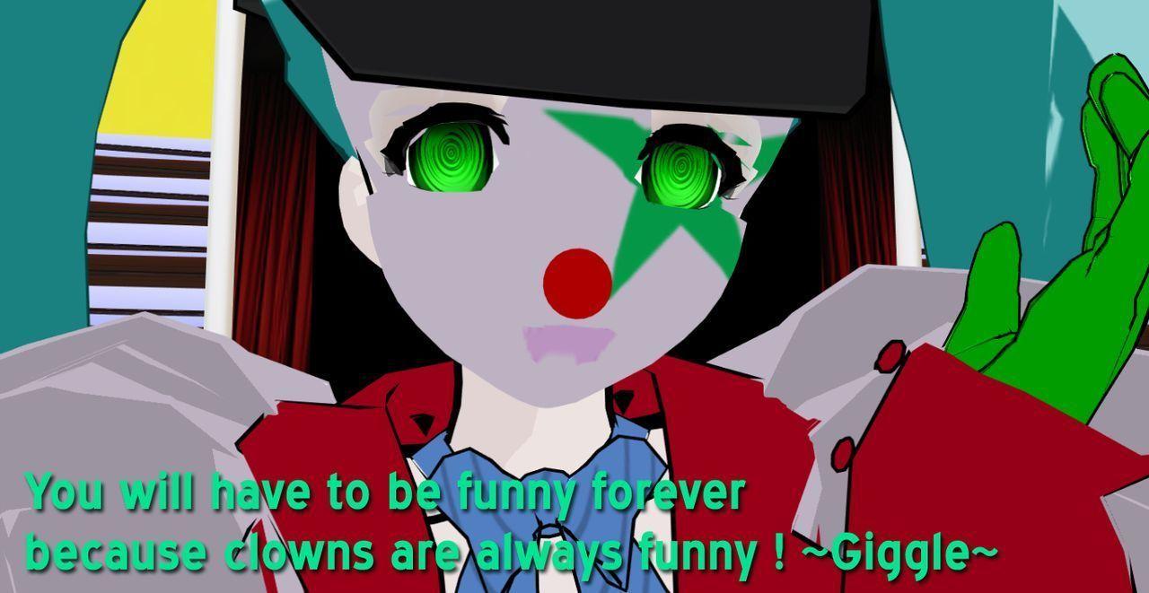 (3DCG) Clown Next Door - part 3