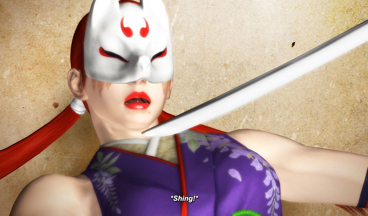 TEKKEN / KUNIMITSU - PUNISHED YOU SHALL BE [CHOBIxPHO] (WINNER\'S EDITION) -Sample-