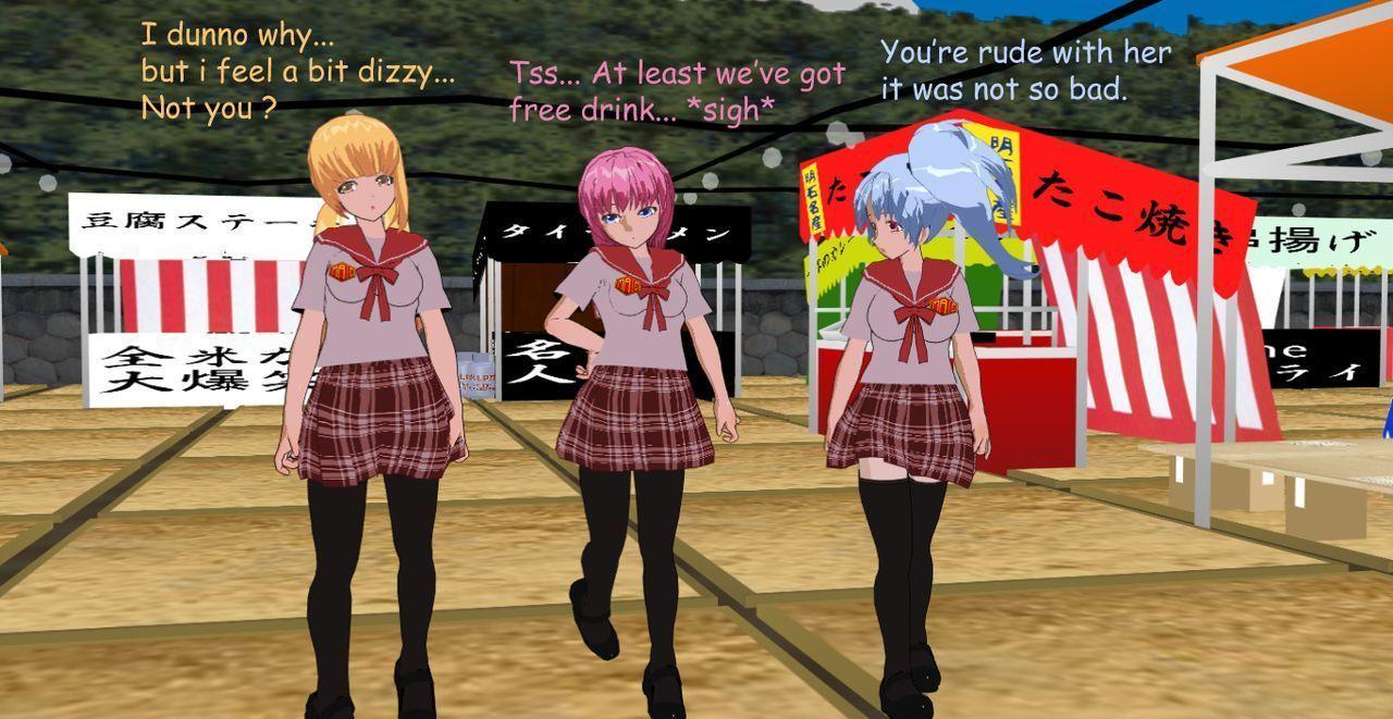 (3DCG) New School Club - part 2