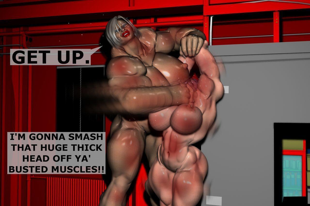 Laizo\'s Gym - Breaking Laizo - part 4