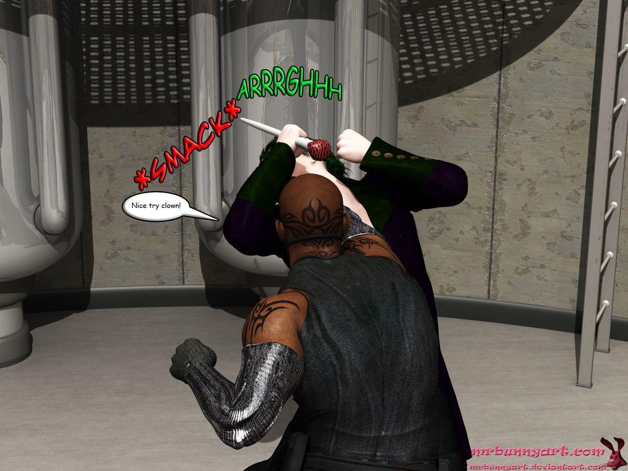 [MrBunnyArt] Cain vs Catwoman - part 4