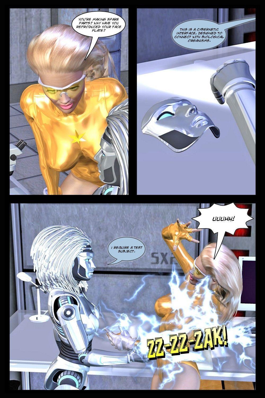 [3D] Platinum Earth 28-29 - part 2