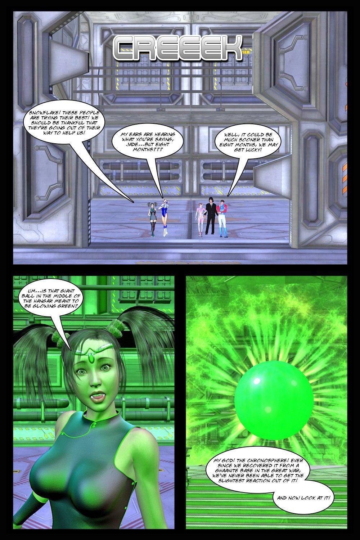 [3D] Platinum Earth 28-29 - part 3