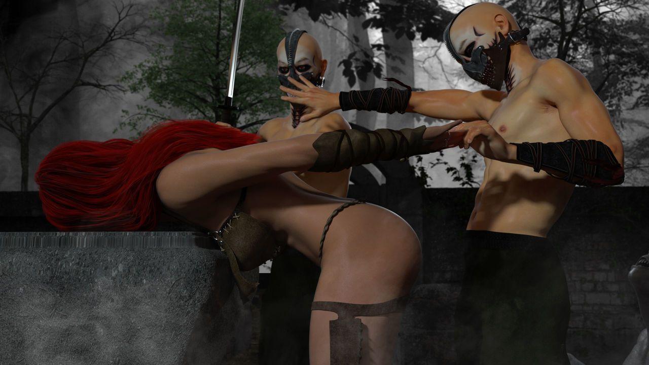 3DZEN - Sonya Emerald - Talisman - part 2