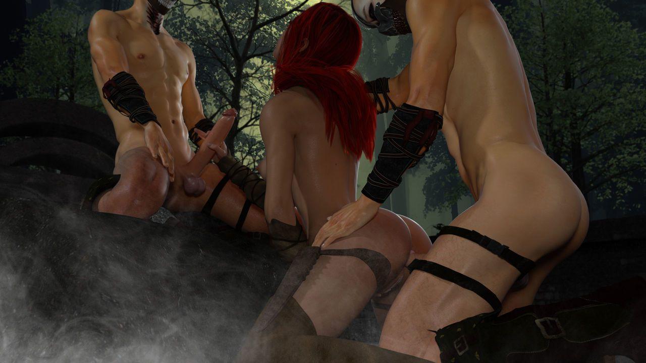 3DZEN - Sonya Emerald - Talisman - part 3