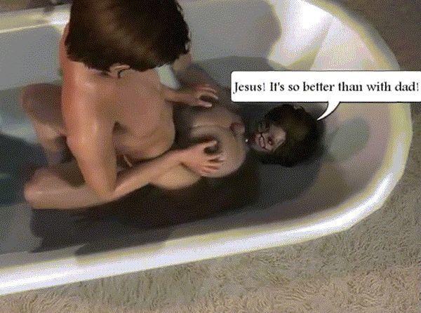 Slut mom - part 6