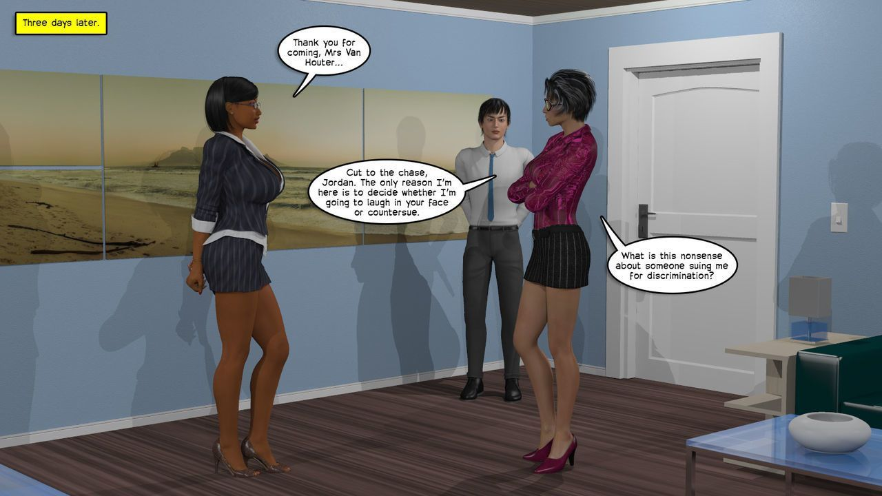 [Tecknophyle] Solaria Burnin Desire 1- 6 - part 4