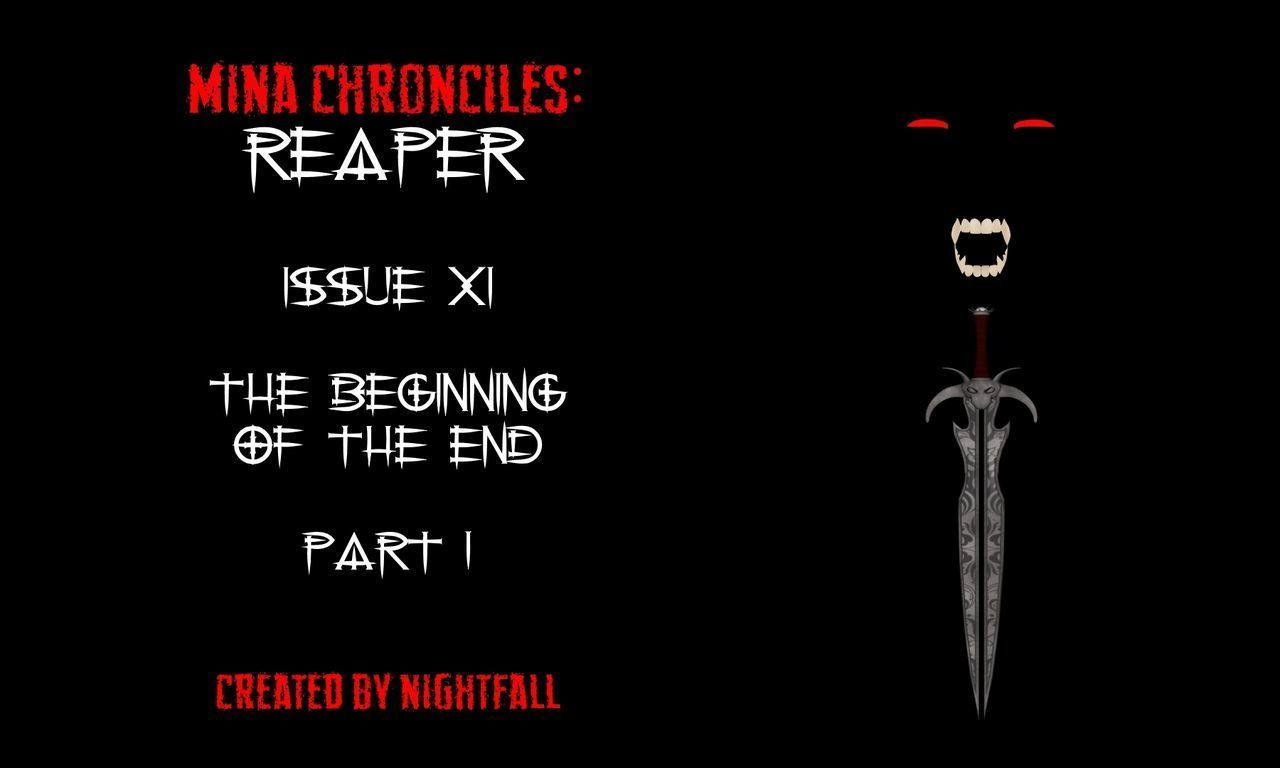 MCR Issue 11 - The Beginning of the End Part 1