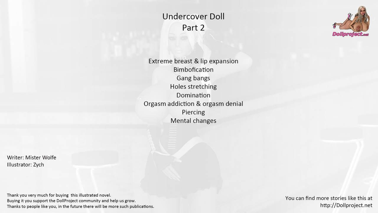 Undercover Doll [demo] - part 2