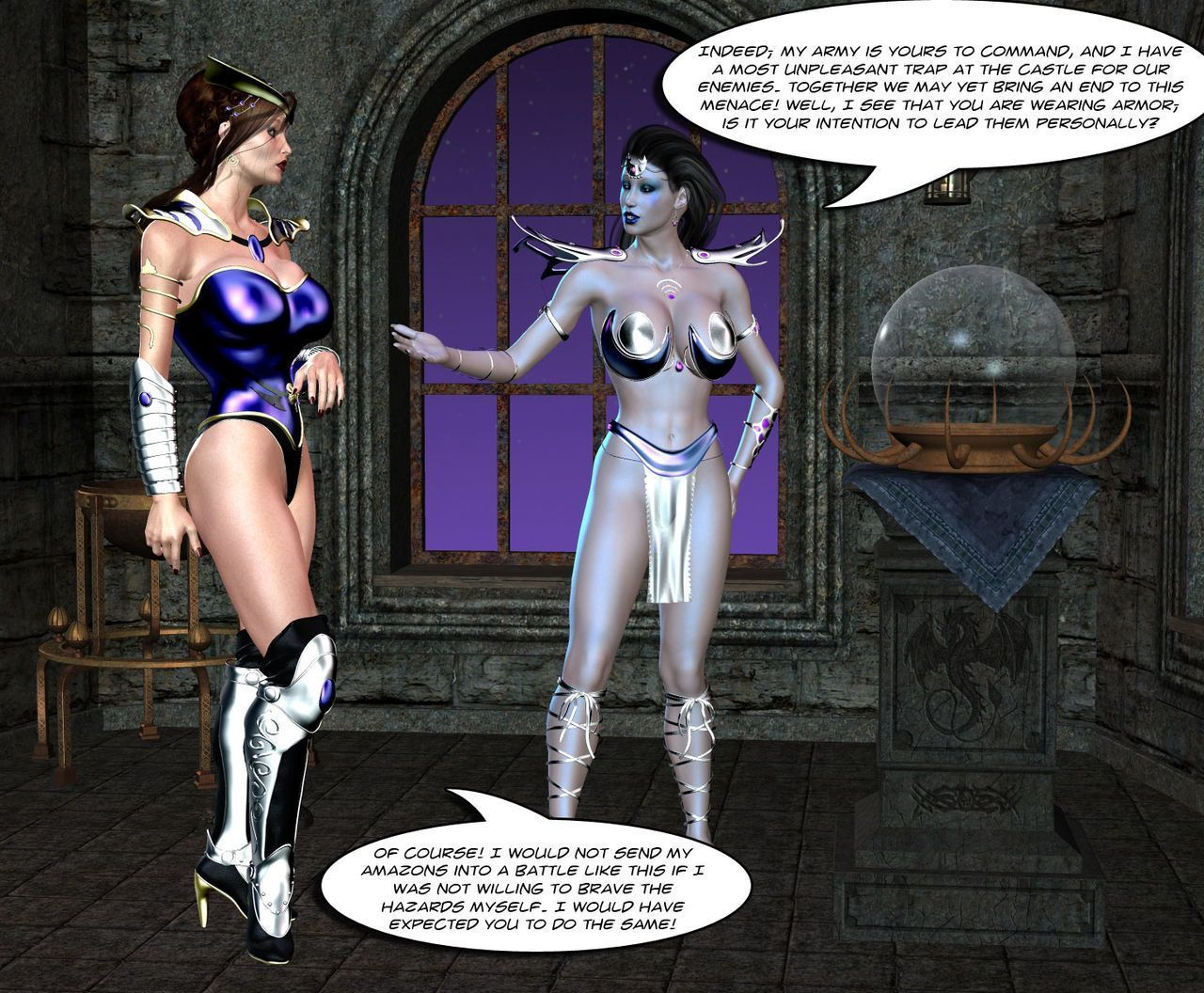 [Uroboros] Inner Universe 41 - 76 - part 7