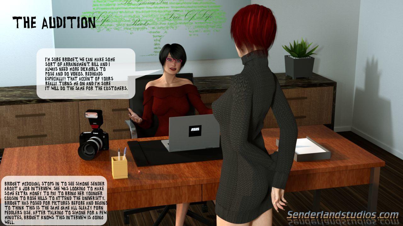 [Senderland Studios] The Audition