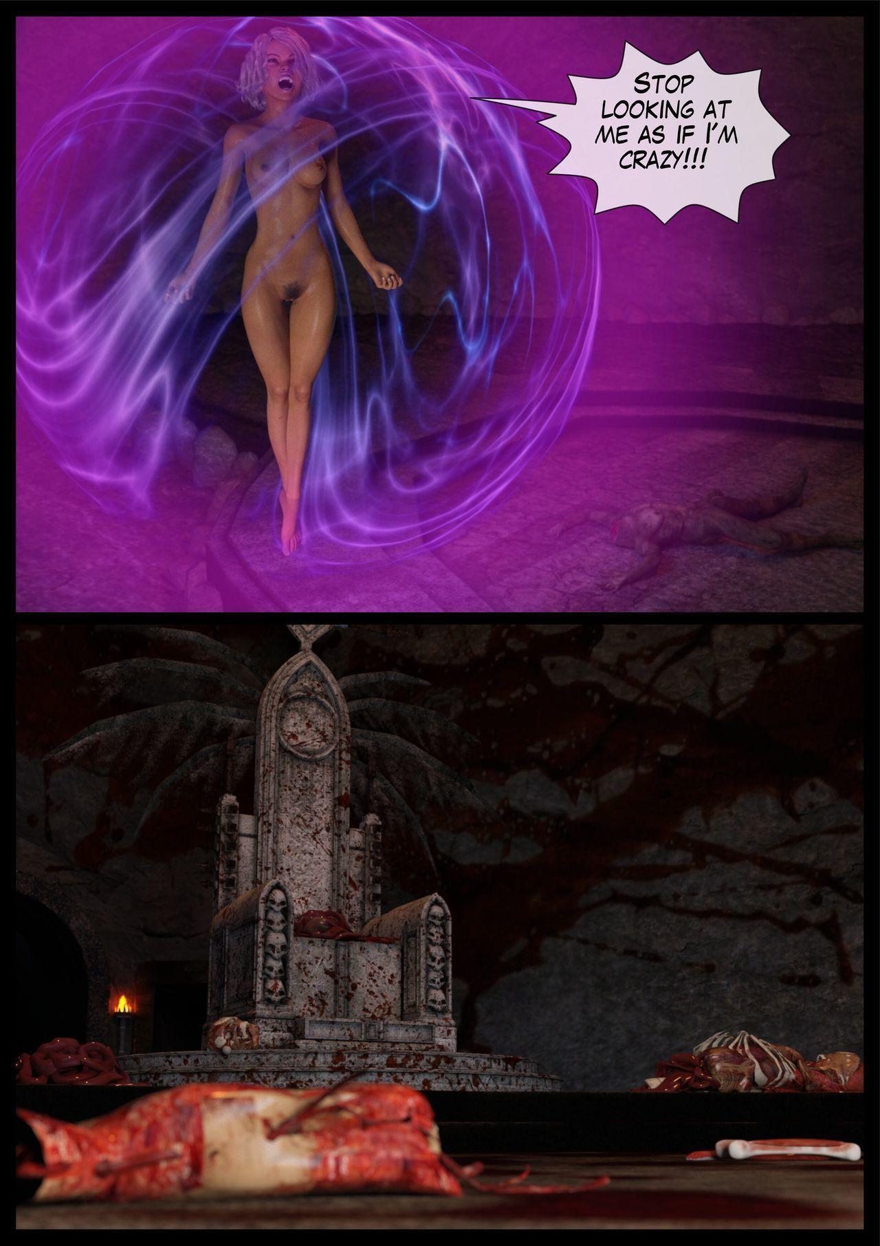 [Shinra-kun] The Fallen Star Ch. 9: Liber Genesis - Part 1 - part 9