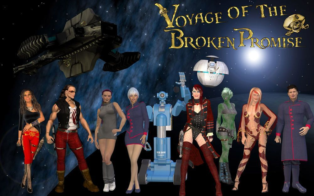 [PB_And_J] Voyage of the Broken Promise [ongoing] - part 3