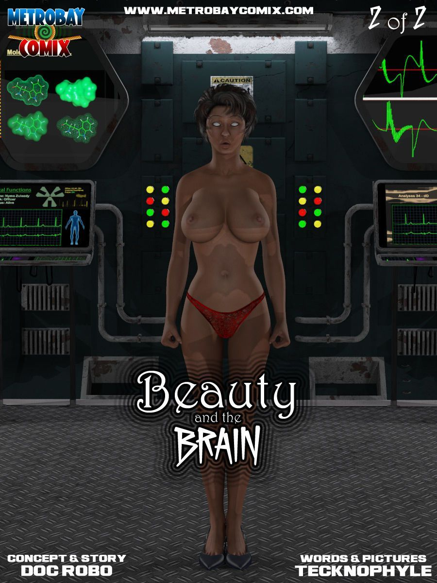 [Tecknophyle] Beauty and the Brain 1-2