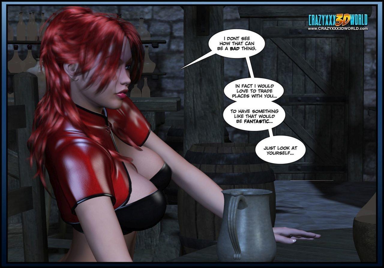[Poochy] Crimson Sonja 1-5 - part 2
