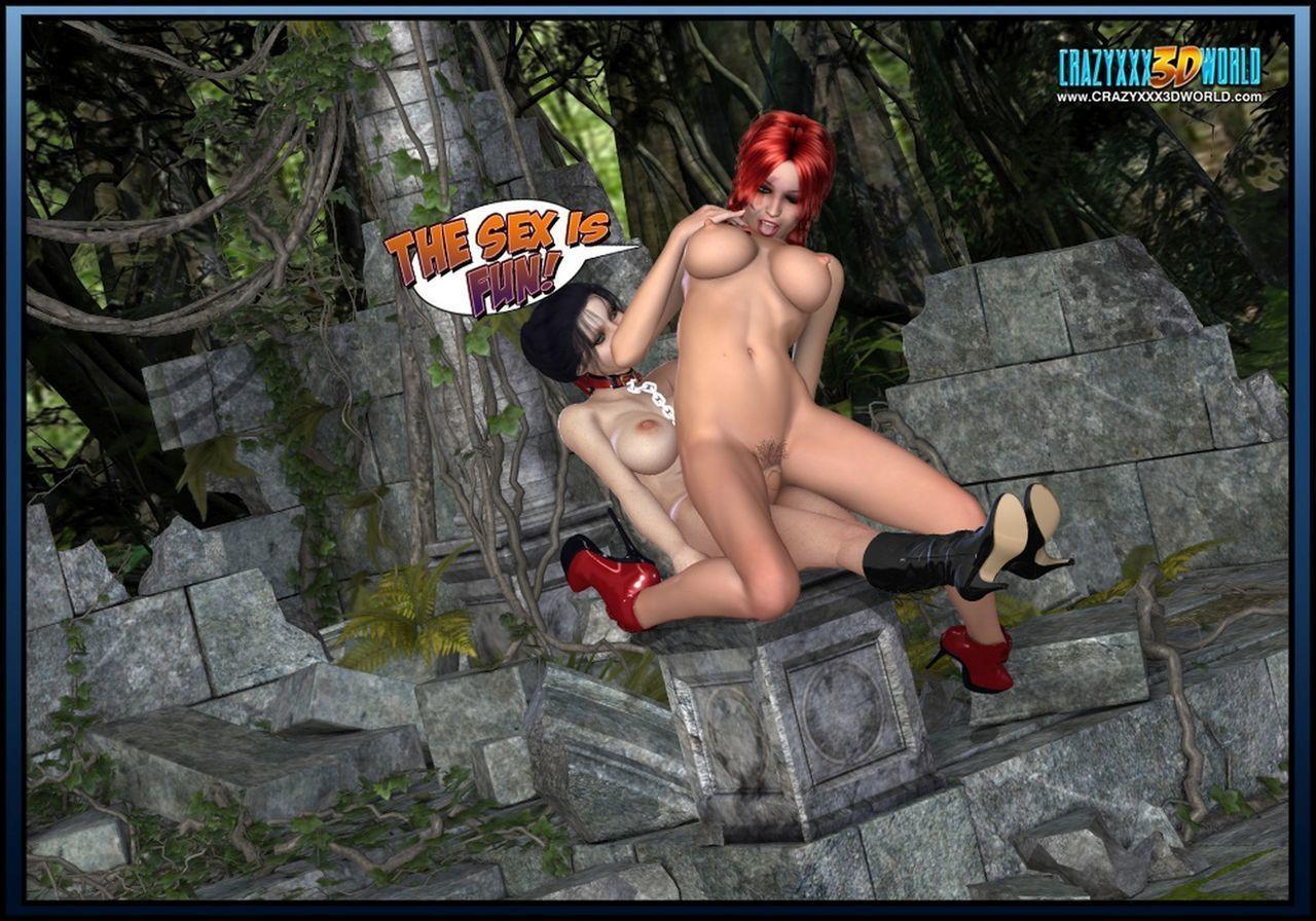 [Poochy] Crimson Sonja 1-5 - part 8