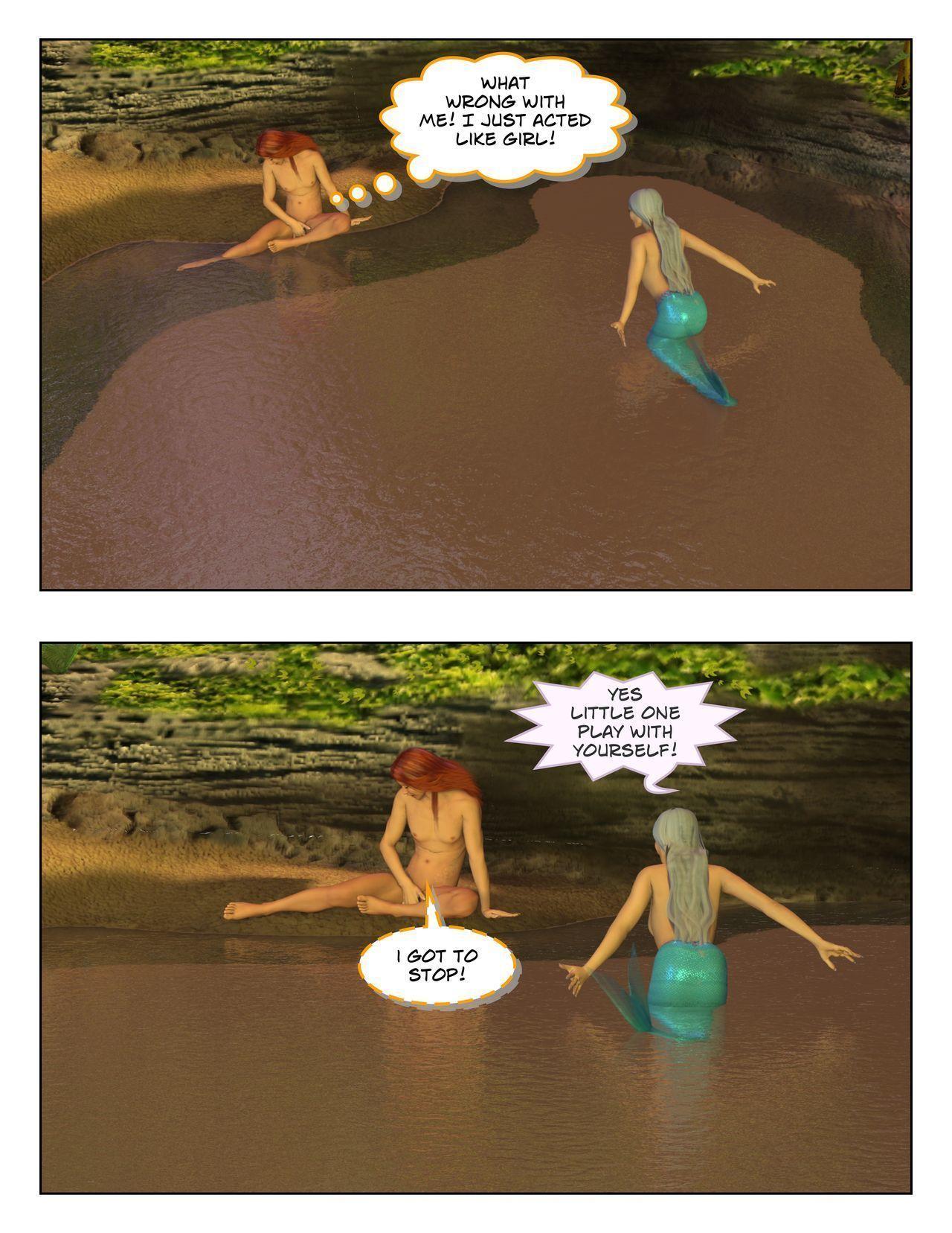 [Ariana] Mermaids - part 4