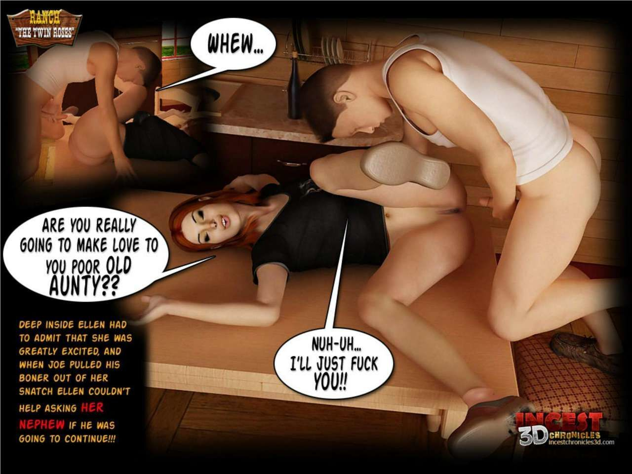 Ranch - The Twin Roses 1-5 - part 2