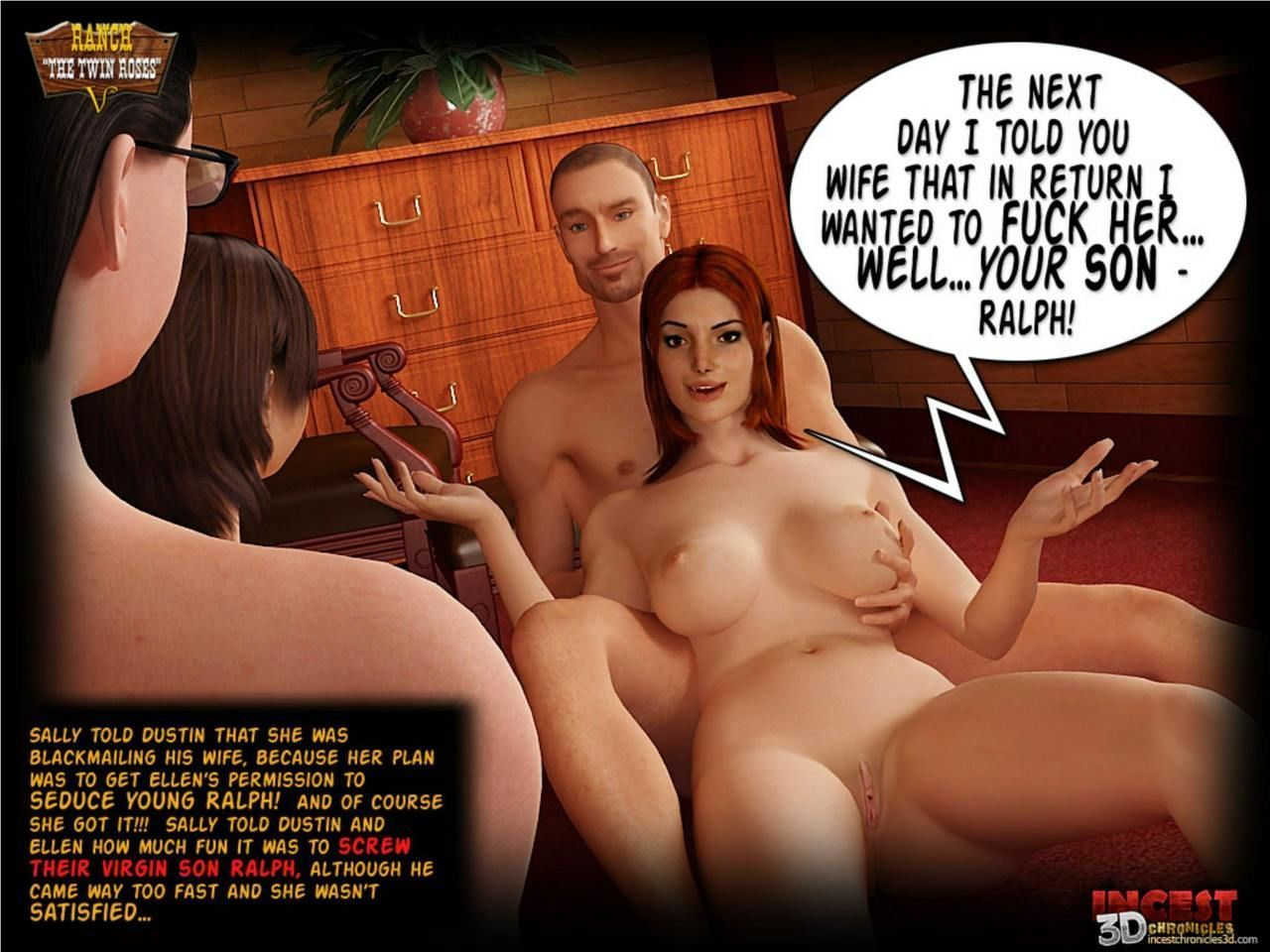Ranch - The Twin Roses 1-5 - part 19