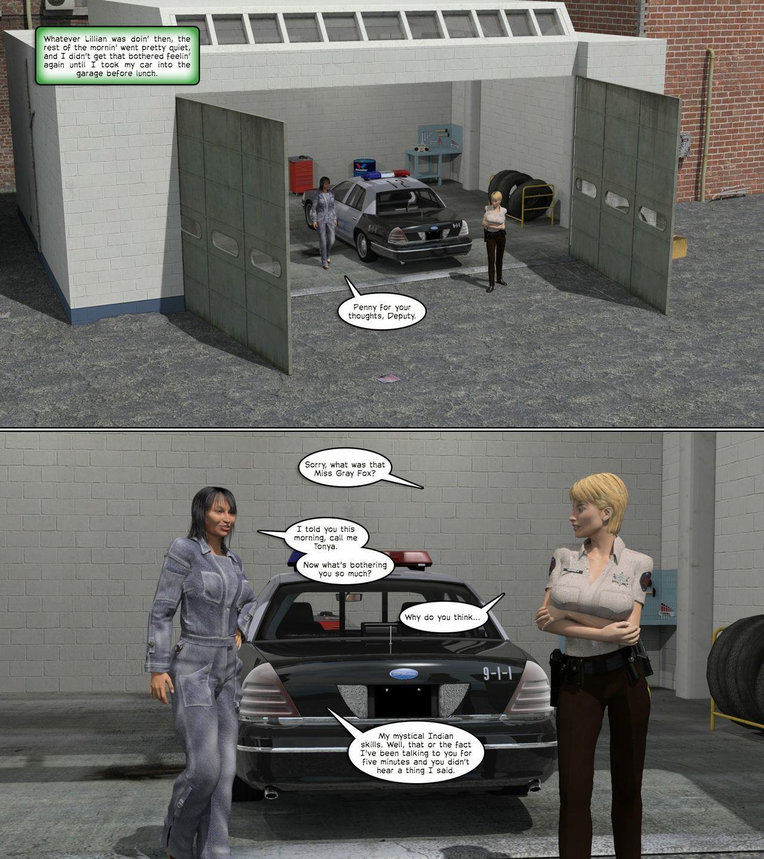 [Tecknophyle] Green Guardian Origins 1-4 - part 3