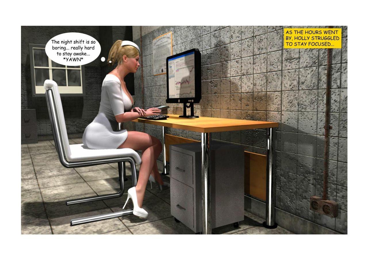 [Supafly] Holly\'s Freaky Encounters - Night Shift Nurse - part 2
