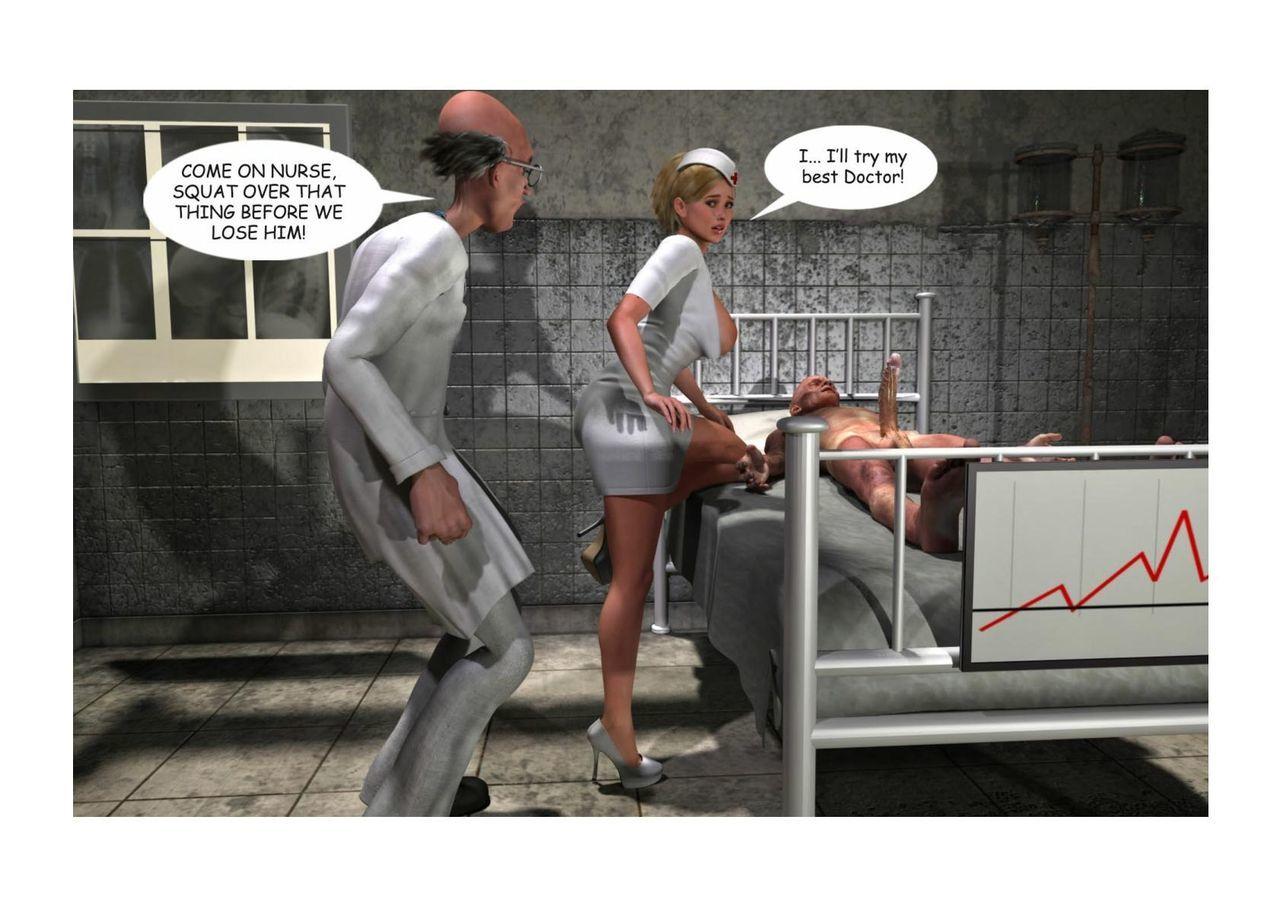 [Supafly] Holly\'s Freaky Encounters - Night Shift Nurse - part 3