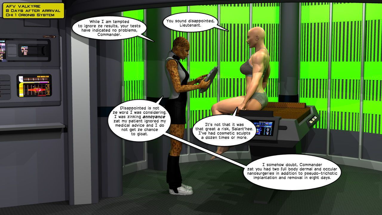[Tecknophyle] Janissary 1-32 (Complete) - part 21