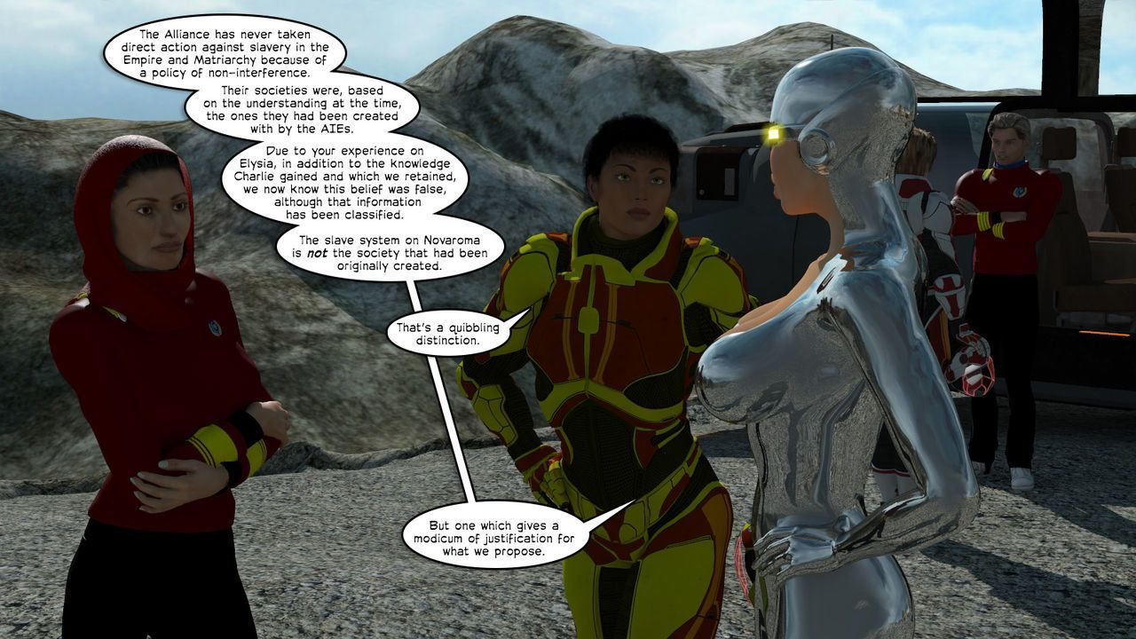 [Tecknophyle] Janissary 1-32 (Complete) - part 50