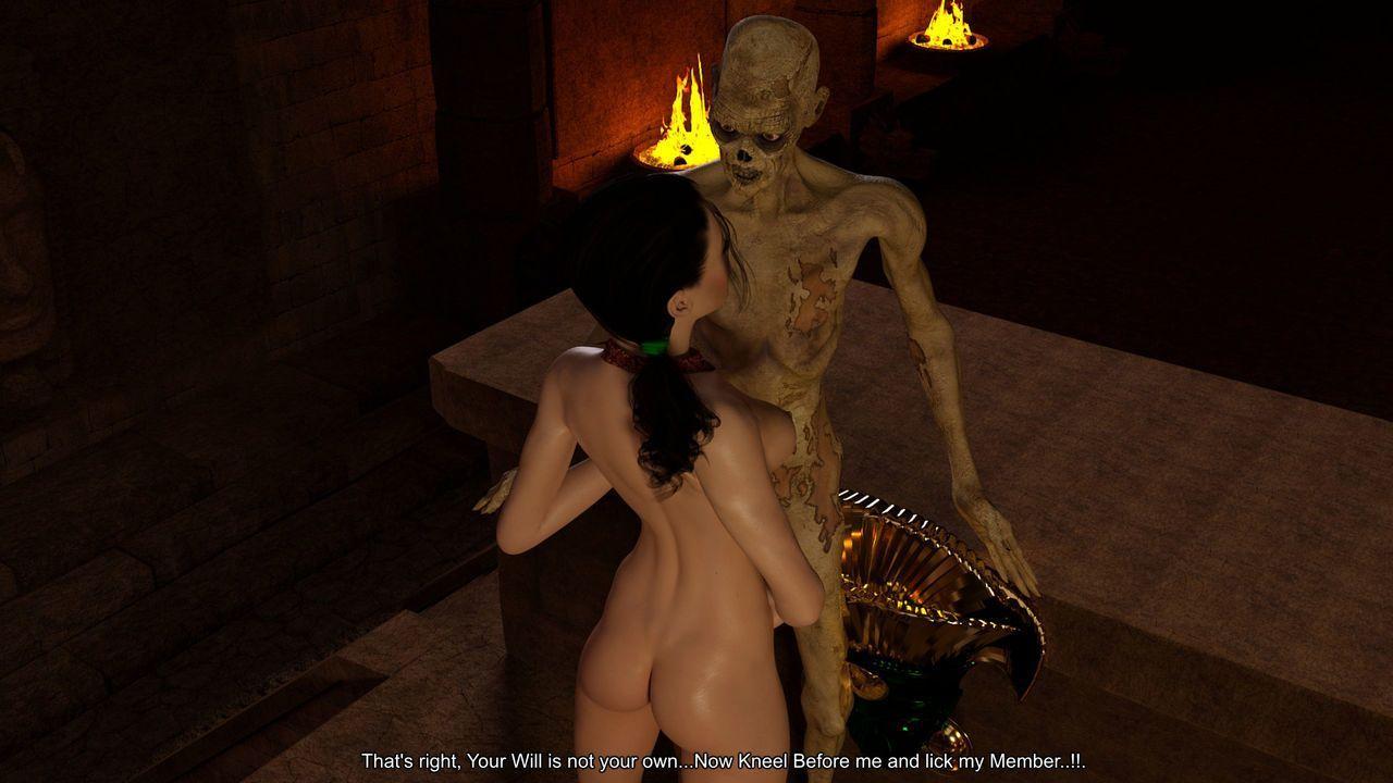 DarkSoul3D - Tomb Raider - The Death Mask of \'Ku\'k Bahlam\' - part 2