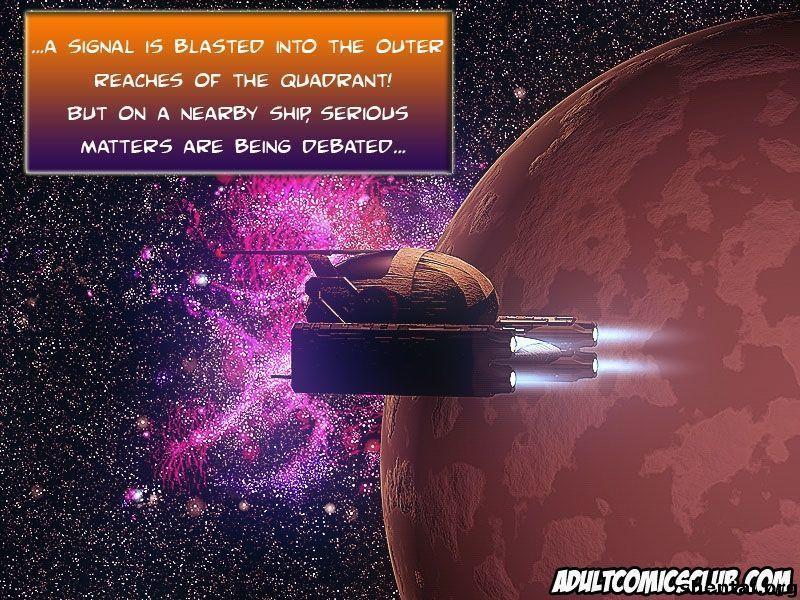 Space Patrol Babes - part 2