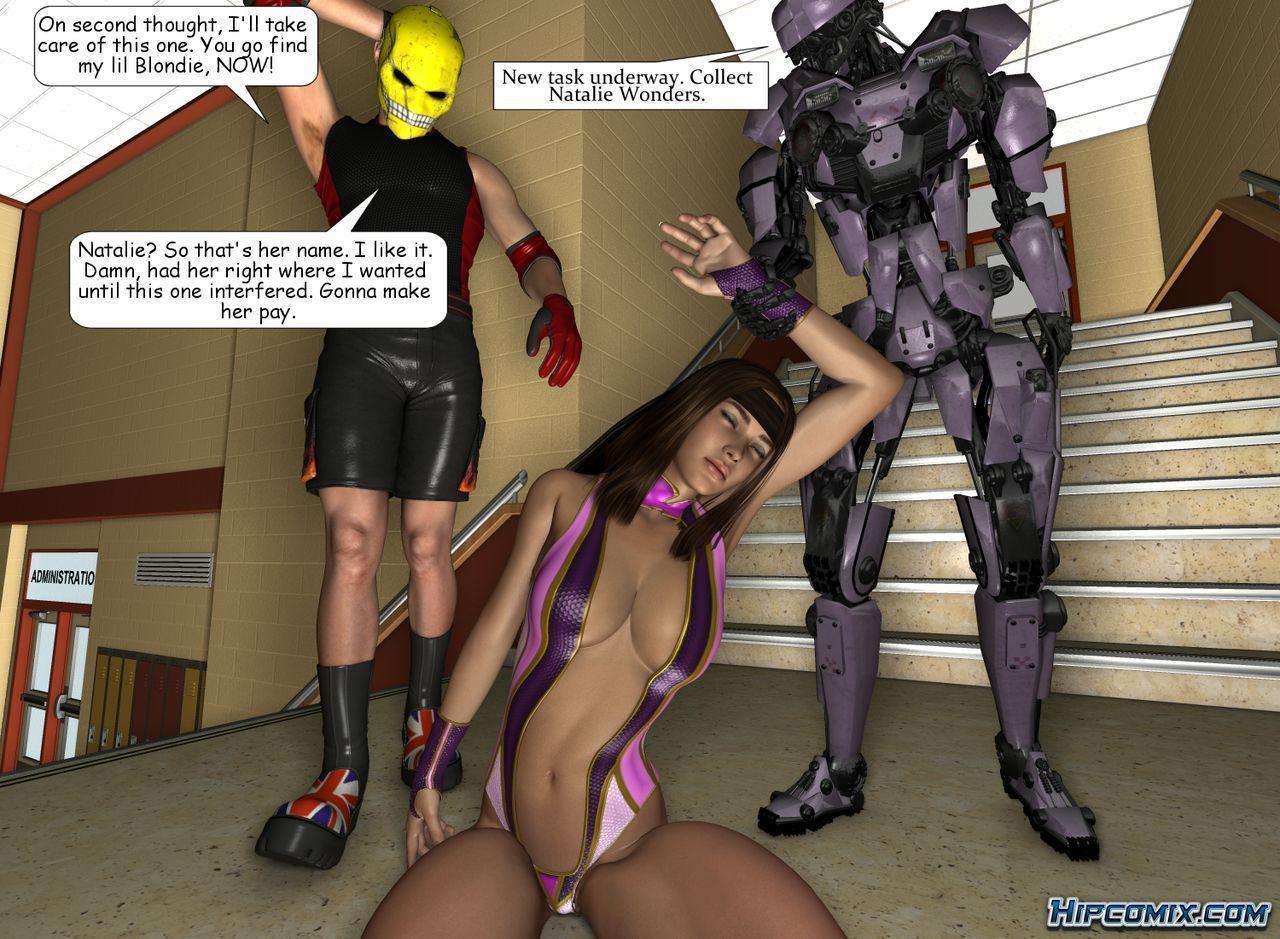 Assault on the Academy 13-16 - part 3
