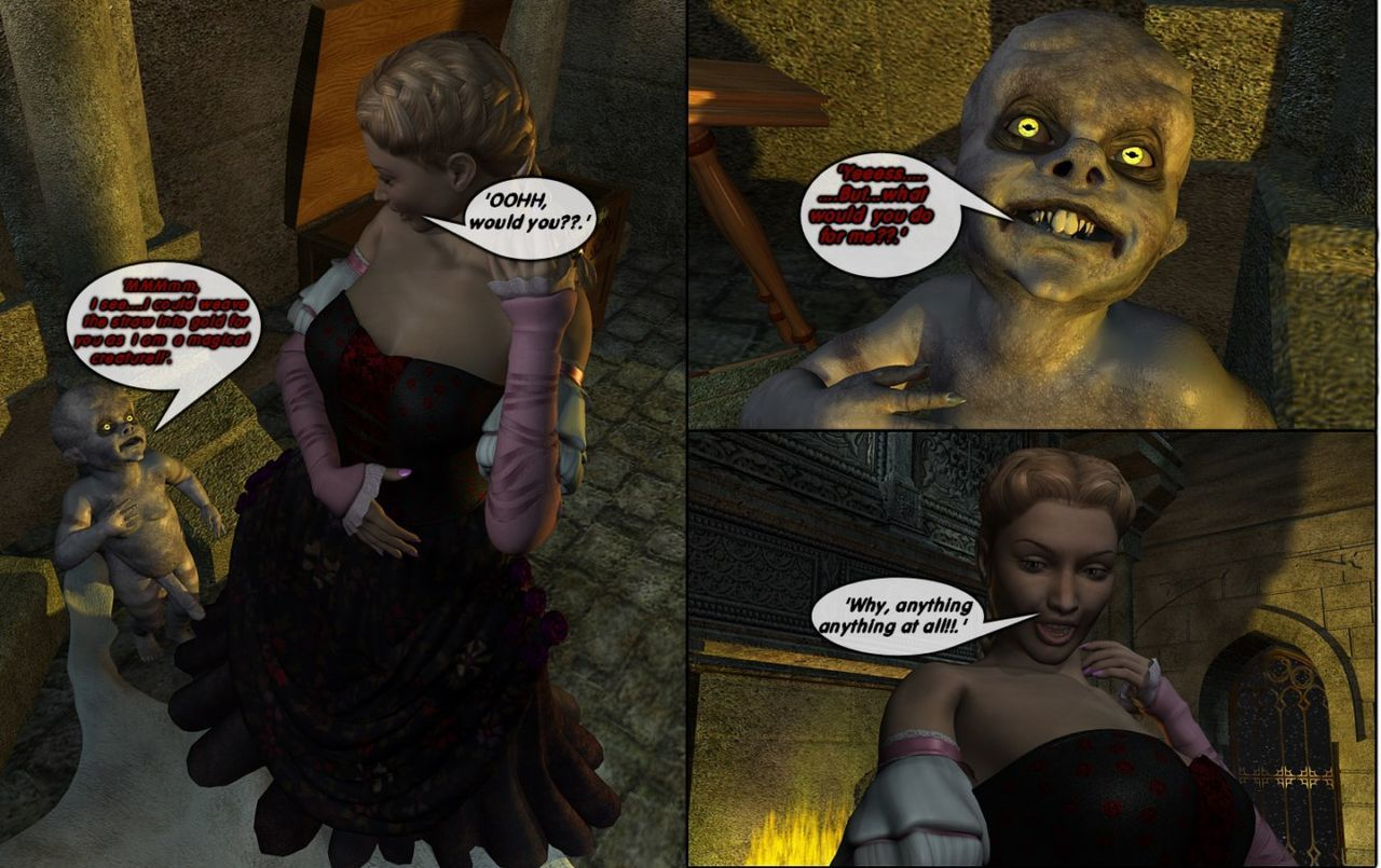 Twisted Fairy Tales - Rumplestiltskin