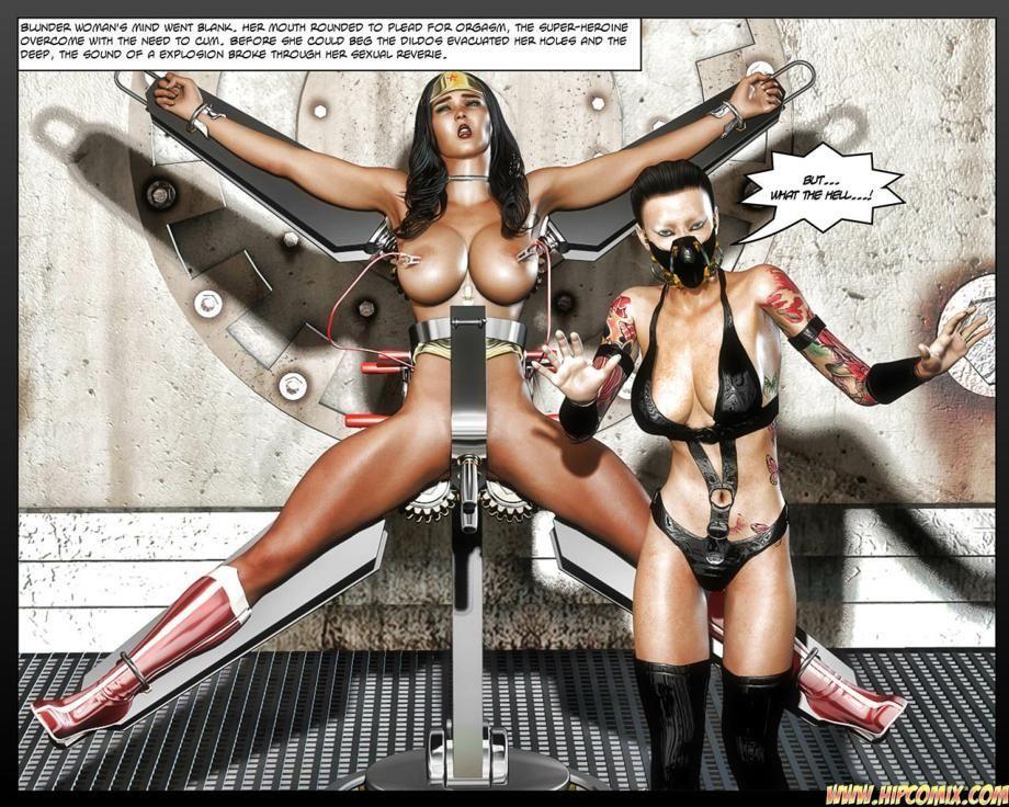V.I.L.E. New Reich - Issue #9-15
