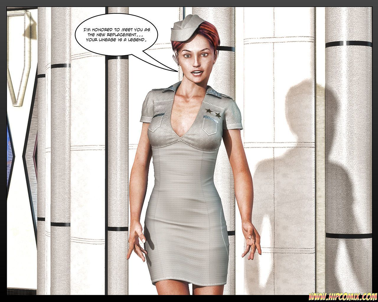 V.I.L.E. New Reich - Issue #5-8