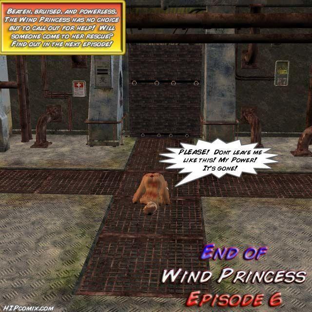 Wind Princess 1-7 - part 8