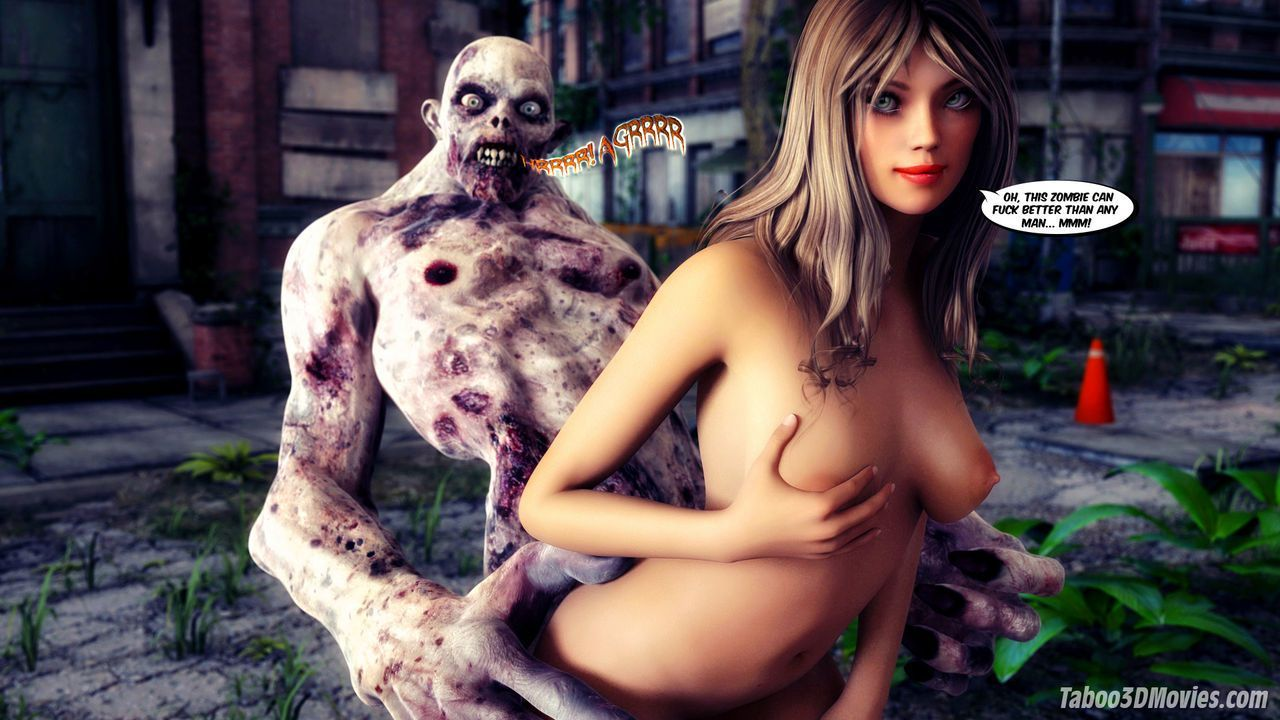 зомби porno online