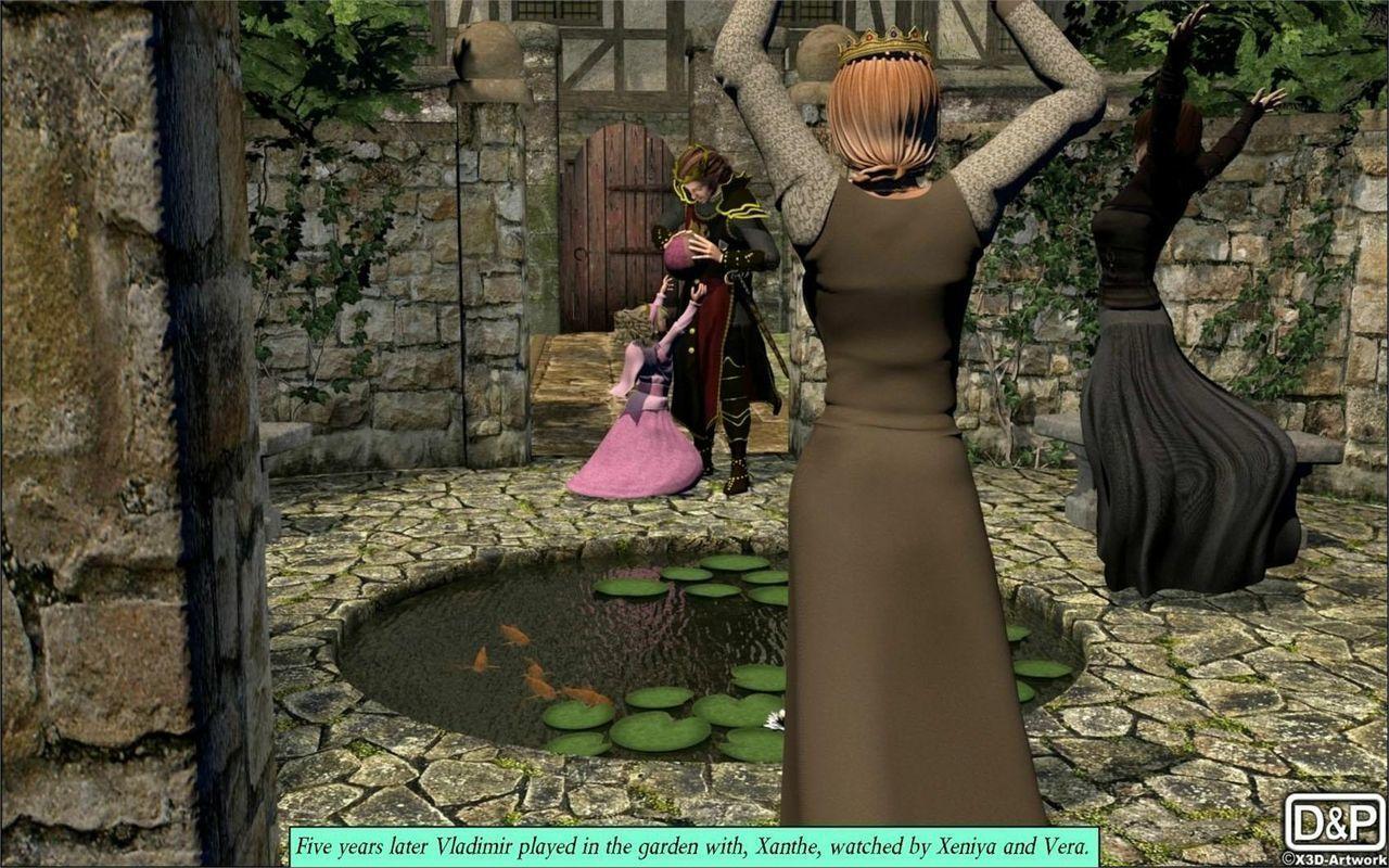 [Dtrieb] The Golden Sword - Part II - part 4