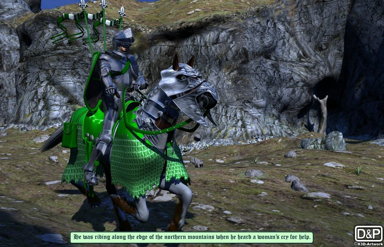[Dtrieb] The Golden Sword - Prologue