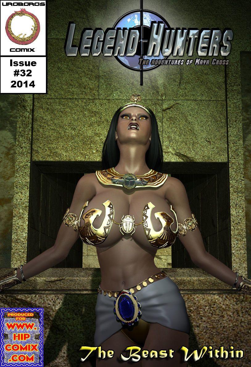 Legend Hunters 29-35 - part 3