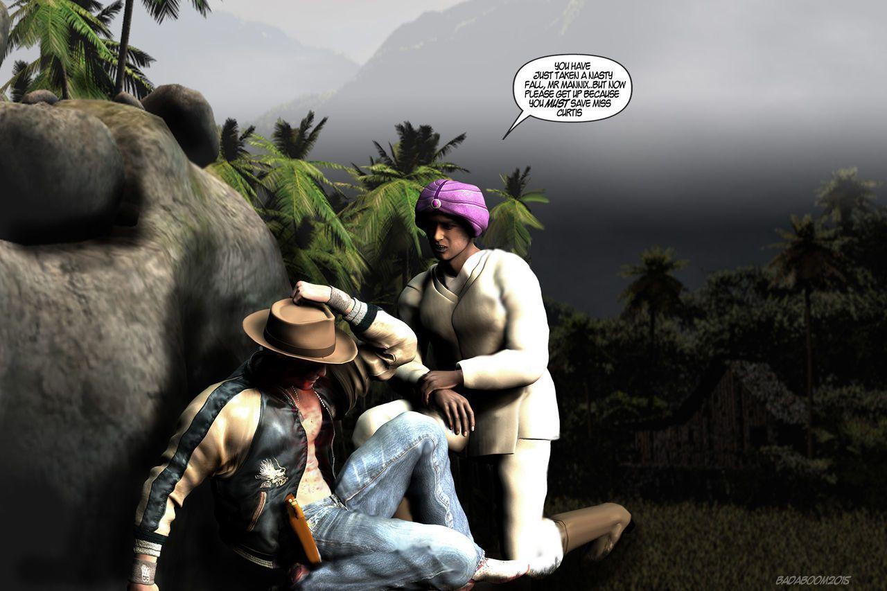 [Badaboom] Jungle Queen #4
