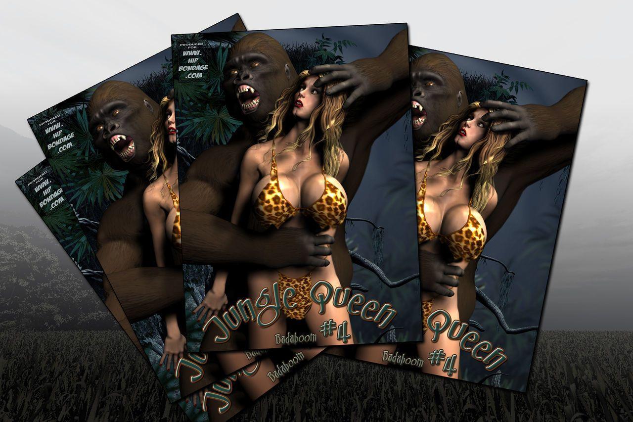 [Badaboom] Jungle Queen #3