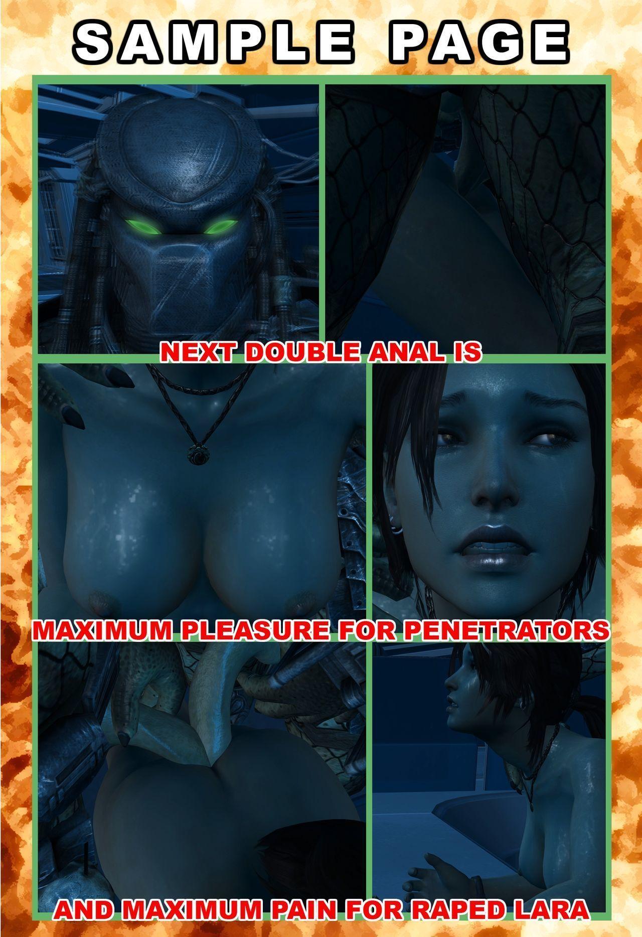 Lady & Cop VS Penetrator 3 (Preview)
