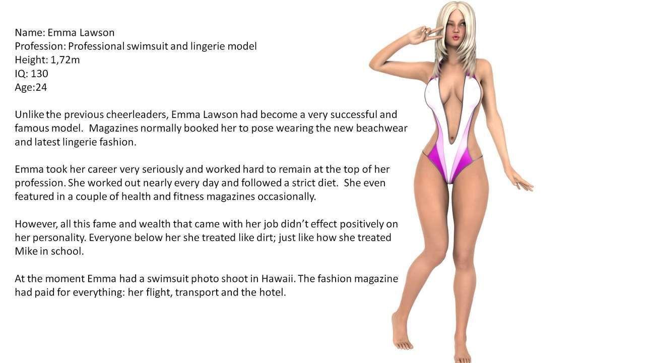 (Doll Project 7) Emma Lawson