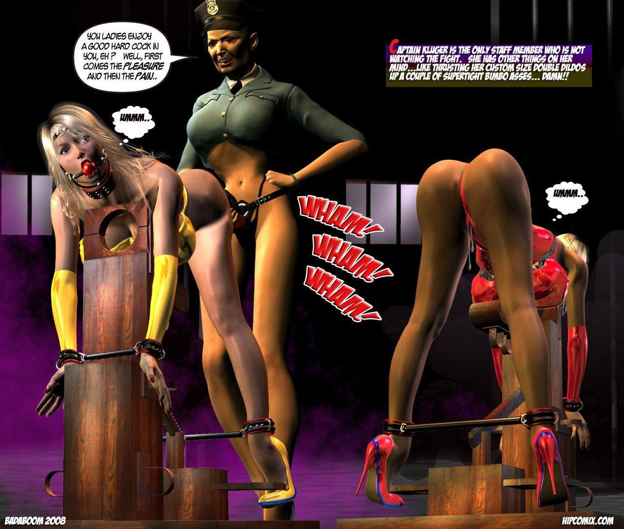 Badaboom Allura 6 Issue 13 - 15 (English)