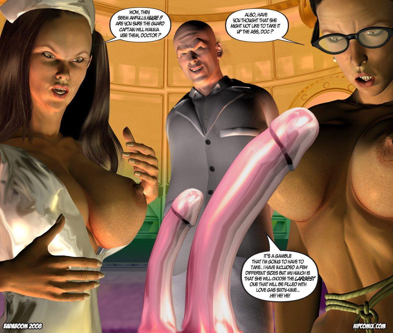 Badaboom Allura 6 Issue 11 and 12 (English)