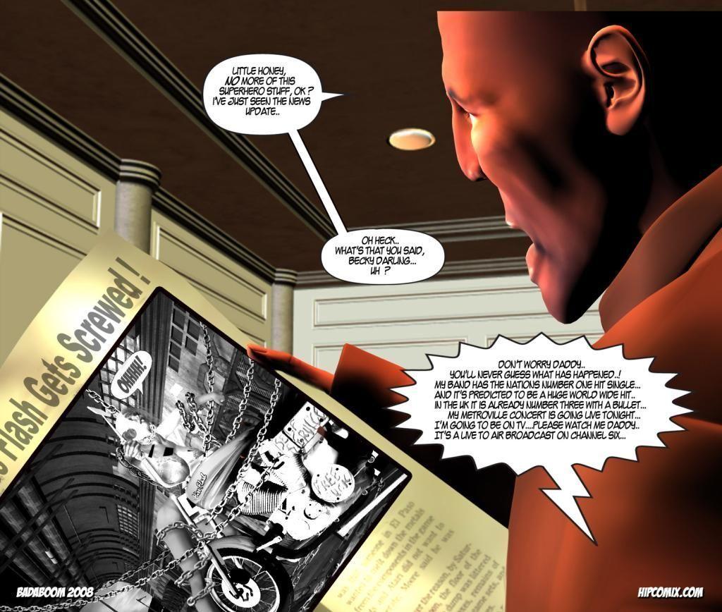 Badaboom - Miss Flash Issue 2 - 4 (English) - part 2