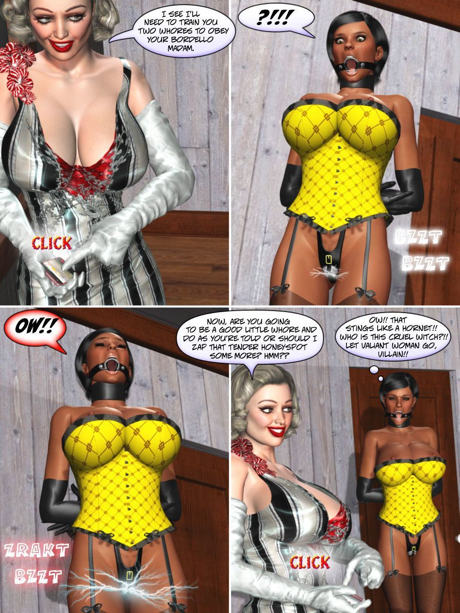 Sex Pets of the Wild West 26 - 33 - part 2