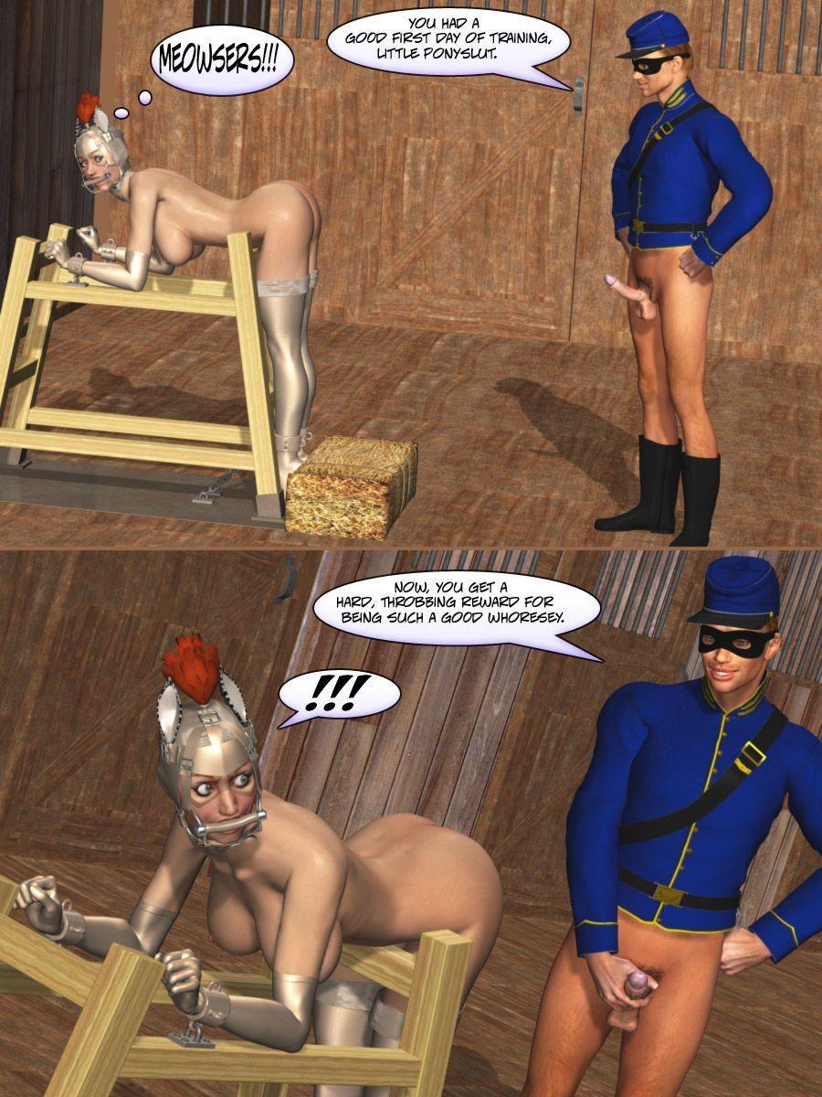 Sex Pets of the Wild West 26 - 33 - part 3